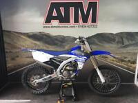 YAMAHA YZF250 2017 MOTOCROSS BIKE, CLEAN TIDY BIKE, (ATMOTOCROSS)