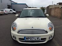 Mini Cooper D 1.6 12 months road tax only £30