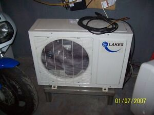 HEAT PUMP GREAT FOR COTTAGE/ SUMMER HOME!!!