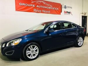 Volvo S60 T6 /  AWD / TOIT OUVRANT  2012