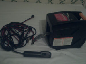 MOTOMASTER  PORTABLE  ELECTRIC  WINCH STILL NEW