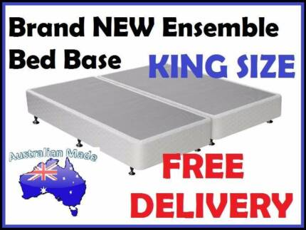 King Size Ensemble Bed Base for King Mattress DELIVERED FREE