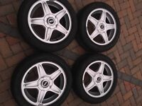 Mini alloys (alloy wheels) Mini Cooper