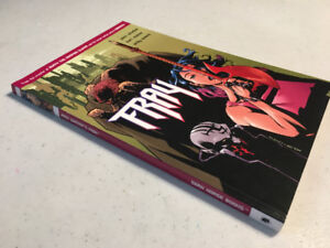 Fray graphic novel
