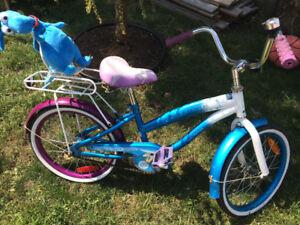 Vélo fillette.