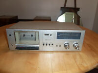 Various Stereo Components For Sale