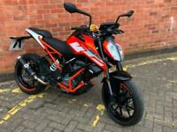 2017 KTM DUKE 125 LEANER LEGAL DELIVERY AVAILABLE P/X WELCOME