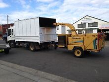 TRUCK AND CHIPPER FOR HIRE  Lidcombe Auburn Area Preview