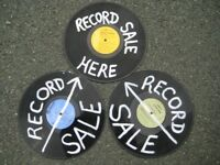 25% Off Sticker Price Blow Out Record / LP/ Album Sale @ The CLB