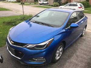 2016 Chevy Cruze  RS