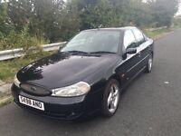 1998 FORD MONDEO ST 24 V6 BLACK HATCHBACK 5dr