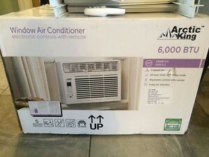 Air Conditioning Unit w/Remote
