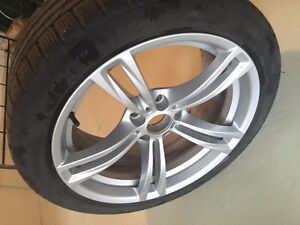 BMW M5 Rims 19 Inch (Authentic Real) - GREAT CONDITION