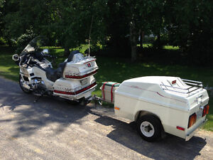Goldwing touring package
