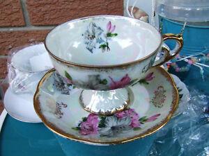 Ad7- Vintage Bone China Cups & Saucers - $15.00 + Belleville Belleville Area image 7