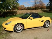 Must See! 2000 Porsche Boxster S