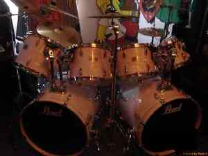PEARL-EXPORT EXR-FULL DOUBLE BASS DRUM-BATTERIE/DRUM