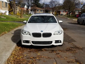 2012 BMW 535i xDrive AWD with Executive & M-Sport Package