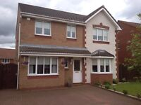 4 Bedroom house for rent - Chapelhall Airdrie Lanarkshire
