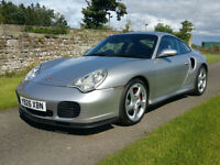 Porsche 911 3.6 2000MY Turbo six speed manual Full service history
