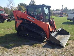 KUBOTA SVL 0% FOR 60 MONTHS/2YR WARRANTY