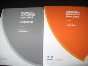 ACCT2460 - Applied Managerial Accounting Principles - Edition 2
