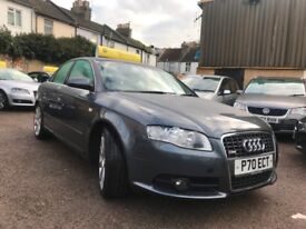 Audi A4 1.9 TDI S Line 4dr£4,195 cambelt changed