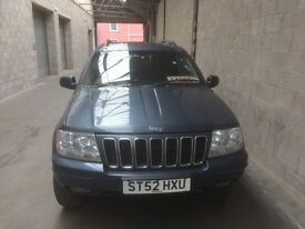 Jeep Limited Edition