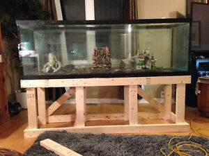 140 Gallon Fish Tank