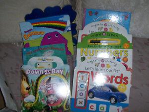 box  of Boardbooks,  toddlers