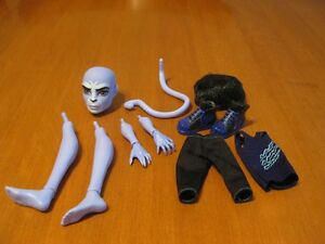 MONSTER HIGH DOLLS CREATE A MONSTER and ADD ON PACKS