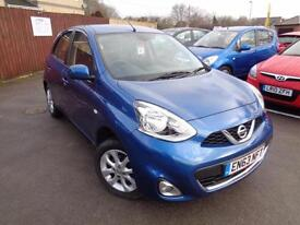 2014 Nissan Micra 1.2 Acenta Limited Edition