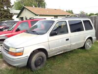 1992 Dodge Caravan Minivan Minivan, Van