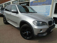 BMW X5 3.0TD auto 2010 xDrive30d SE F/S/H Sat Nav Leather P/X Swap