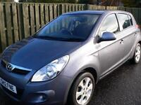 Hyundai i20 1.2 2010 Comfort Low mileage 1 previous owner