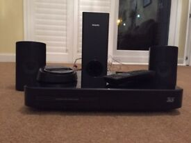 Phillips soundhub home theater