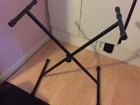 Keyboard stand music instrument accessories