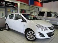 2012 VAUXHALL CORSA 1.2 Active [AC] BLUETOOTH LEATHER
