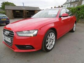 2014 Audi A4 2.0 TDI 177 SE Technik 4dr Multitronic 4 door Saloon