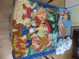Literie pour lit de jour (grandeur bassinette)
