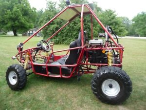 ADULT SIZED DUNE BUGGY 250 CC