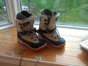 Air Walk Snowboard Boots
