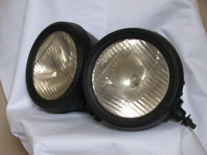 Vintage Headlights in Tuscany NW