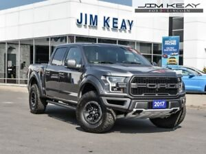 2017 Ford F-150 Raptor  - Leather Seats -  Bluetooth - $297.55 /