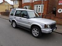 2003 Land Rover Discovery 2.5Td5 XS (7seater)