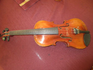 Violin,case and bow