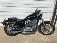 ***Harley Davidson Sportster***Low Km's 100th Year Edition