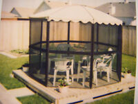 Brand New Gazebo Roof - ideal replacement for your old one