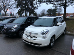 2014 FIAT 500L SPORT (2 IN STOCK TO CHOOSE FROM) AUTOMATICS