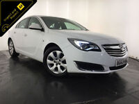 2014 VAUXHALL INSIGNIA TECH LINE CDTI 1 OWNER SERVICE HISTORY FINANCE PX
